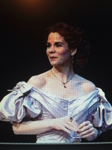 Kelli, O'hara as Anna Used with Permission